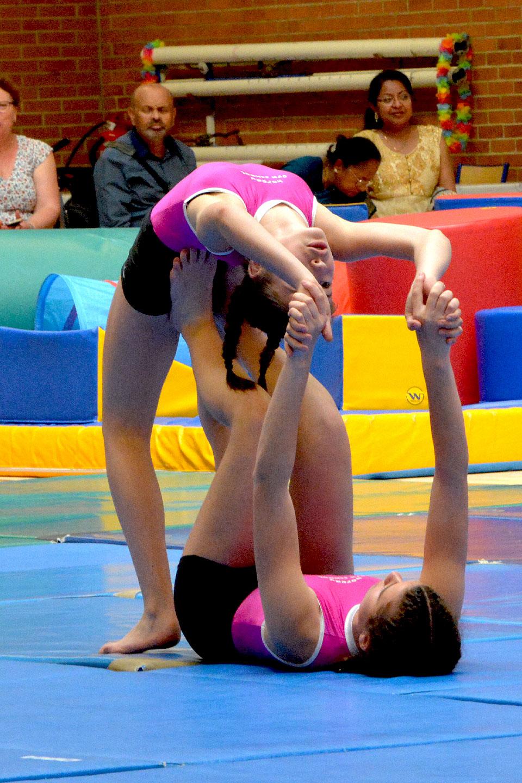 rotation gymnastique